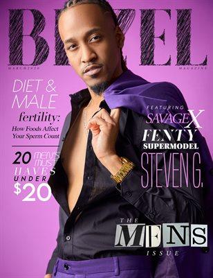 Bezel Magazine; The Men's Issue3