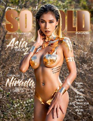 SO KOLD MAGAZINE - ASIA EDITION 2 ( NIRADA )