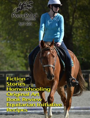 April 2015 Pony Pals Magazine - Vol.4 #11