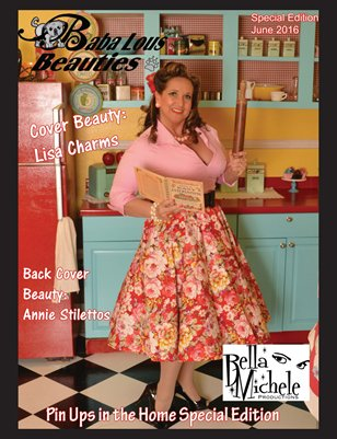 Baba Lous Beauties Magazine- Pin Ups in the Home Special Edition:June 2016