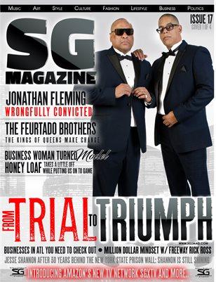 Scrilla Guerillaz Magazine #17 (1of4)