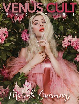 Venus Cult No.43 – Mariah Cummings Cover