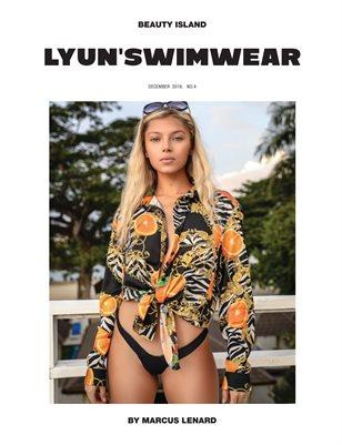 LYUN Swimwear No.4 (VOL No.2) C3