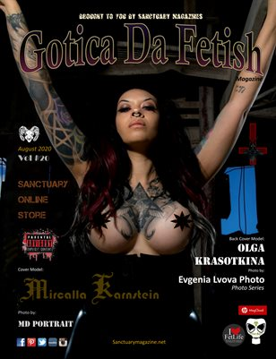 Gotica Da Fetish Vol #20