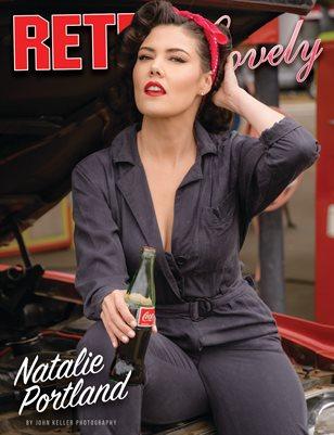 Retro Lovely No.158 – Natalie Portland Cover