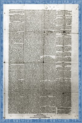 Pages 3-4 Sept. 27,1808 New England Republican