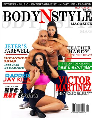 BodyNStyle Magazine Issue 2