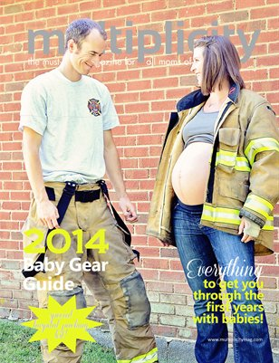 Multiplicity - Baby Gear Guide 2014
