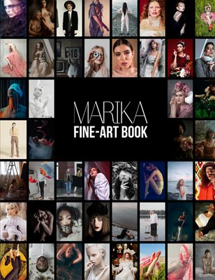 MARIKA BOOK! FINE-ART (ISSUE 3 - January)