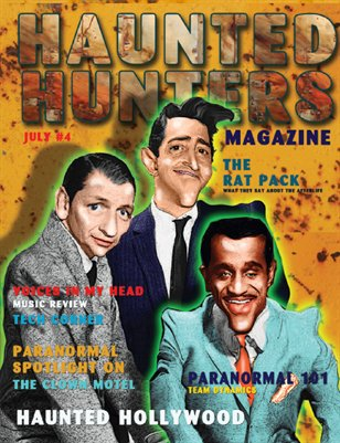 Haunted Hunters issue 4 version 2