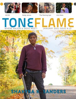 ToneFlame Magazine January 2021