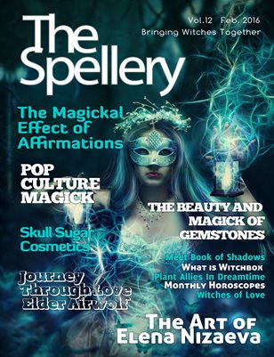 The Spellery Feb 2016