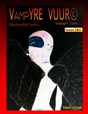 Vampyre Vuur Issues 3&4