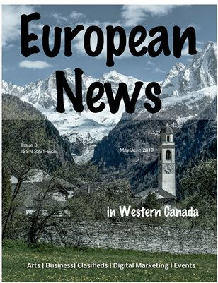 European News in Western Canada - Issue 3