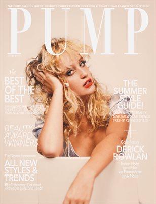 PUMP Magazine | Editor's Choice Elevated Fashion & Beauty | July 2020 | Vol.6