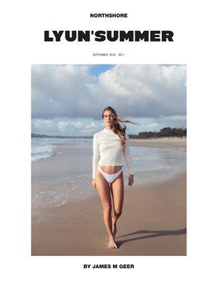 LYUN Swimwear No.1 (VOL No.4) C2