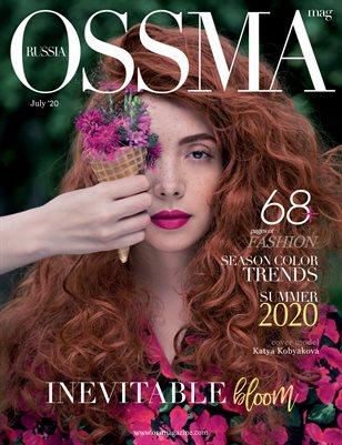OSSMA Magazine Russia N9