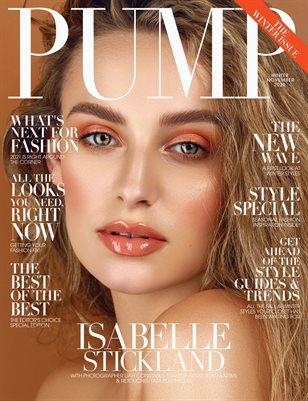 PUMP Magazine | The Beauty Beat Edition | Vol.2