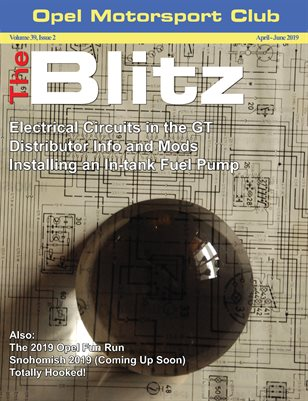 The Blitz, April-June 2019
