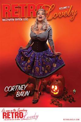 Cortney Baun Cover Poster