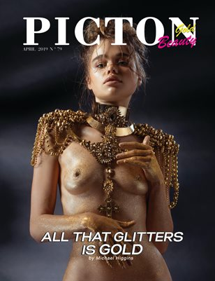 Picton Magazine APRIL 2019 Beauty Gold N79 Cover 3