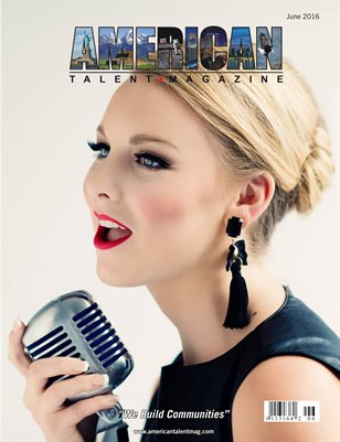 American Talent Magazine June 2016 Edition