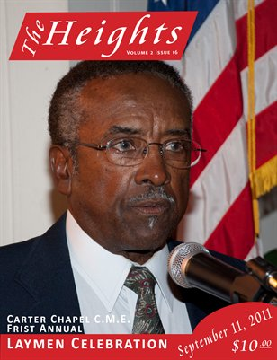 Volume 2, Issue 16 - September 11, 2011