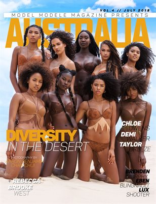 AUSTRALIA #4 (DIVERSITY IN THE DESERT)