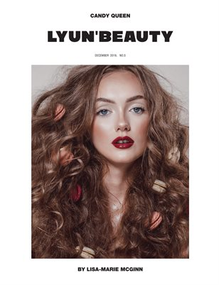 LYUN BEAUTY ISSUE No.5 (VOL No.4) C1