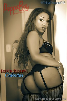 """PeppaBoy Presents the """"Exotic Reserve"""" Poster #7"""