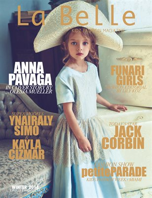 La Belle Kidz Fashion Magazine - Winter 2016