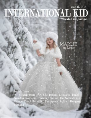 International Kid Model Magazine Issue #46