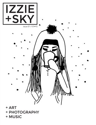 izzie + sky // issue 01