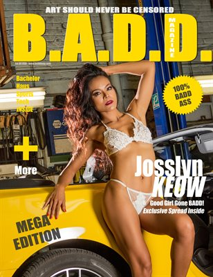 All About BADD - Josslyn Keow Cover