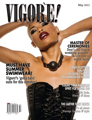 Vigore! Magazine_May 2012