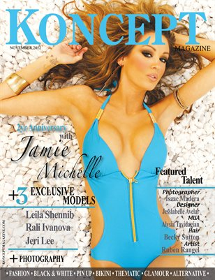 Koncept Magazine November 2012