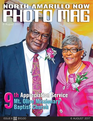 NAN PhotoMag Issue 6 - 9th Appreciation Service Mt Olive MBC