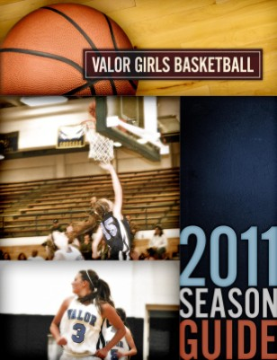 2011-2012 Girls Basketball Season Guide