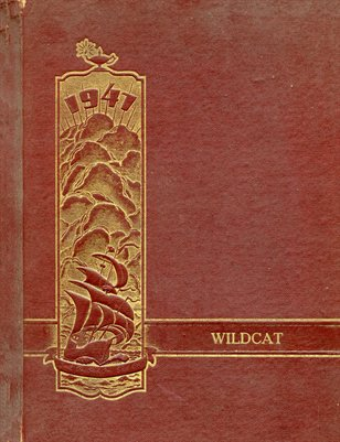 1947 Wildcat Yearbook, Lynn Grove, Calloway County, Kentucky