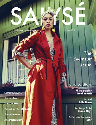 SALYSÉ Magazine | Vol 4 : No 63 | July 2018