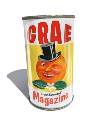 Grae Magazine's Fresh Squeezed