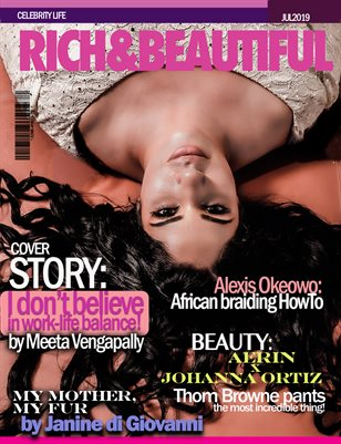 Rich&Beautiful July 19