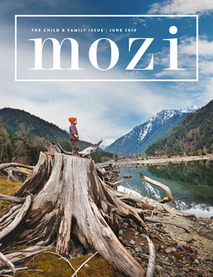 Mozi Magazine, June 2014, Child and Family