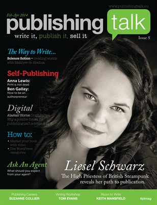 Publishing Talk Magazine #05 (Feb-Apr 2014) - Science Fiction