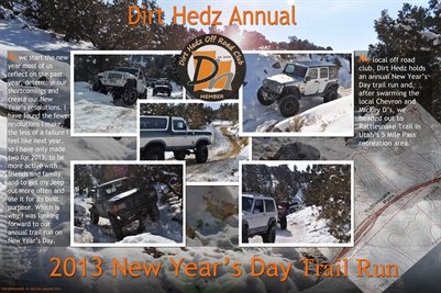 Dirt Hedz P. 1-2 Top-offroaders
