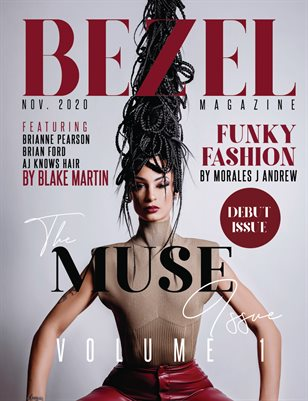 Bezel Magazine; The MUSE Issue