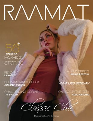 RAAMAT Magazine April 2021 Teen Edition Issue 4