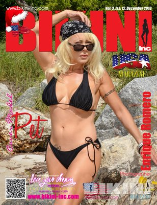 Bikini Inc USA - December 2016