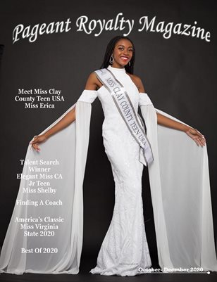 October- December 2020 Issue of Pageant Royalty Magazine By Showoffs