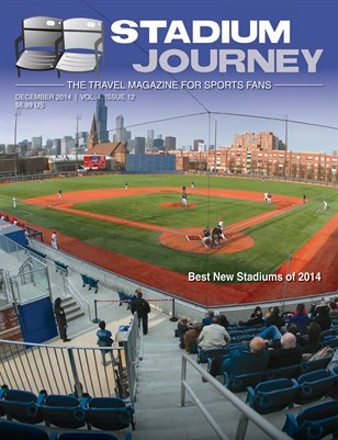 Stadium Journey Magazine Vol 4 Issue 12